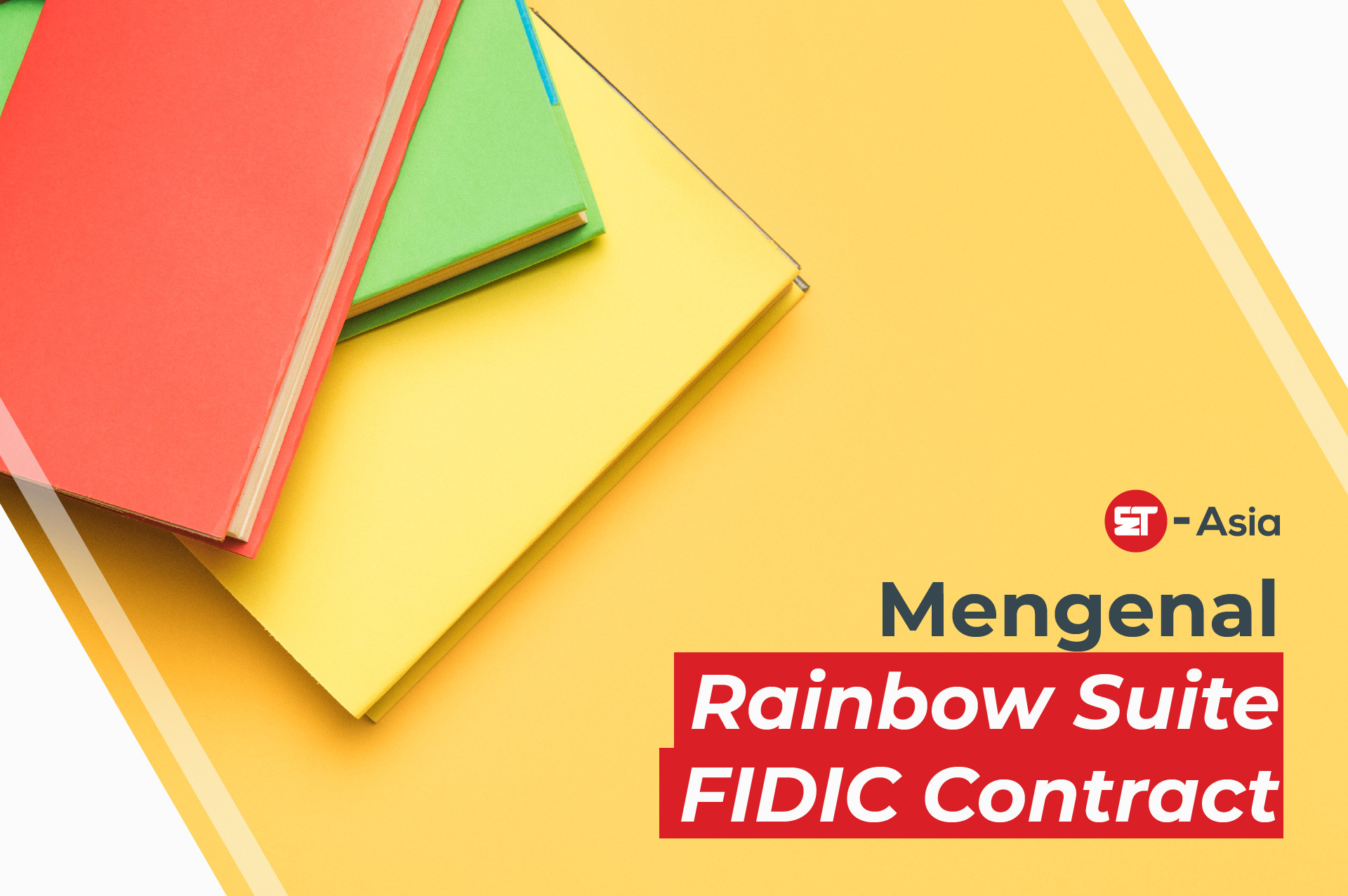 MENGENAL RAINBOW SUITE FIDIC CONTRACT
